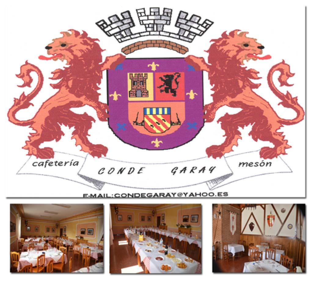 Cafetería-Restaurante Conde Garay