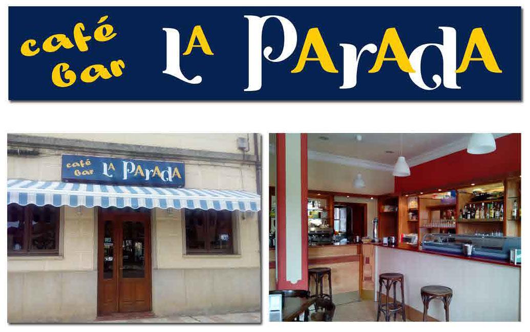 Café – Bar «La Parada»