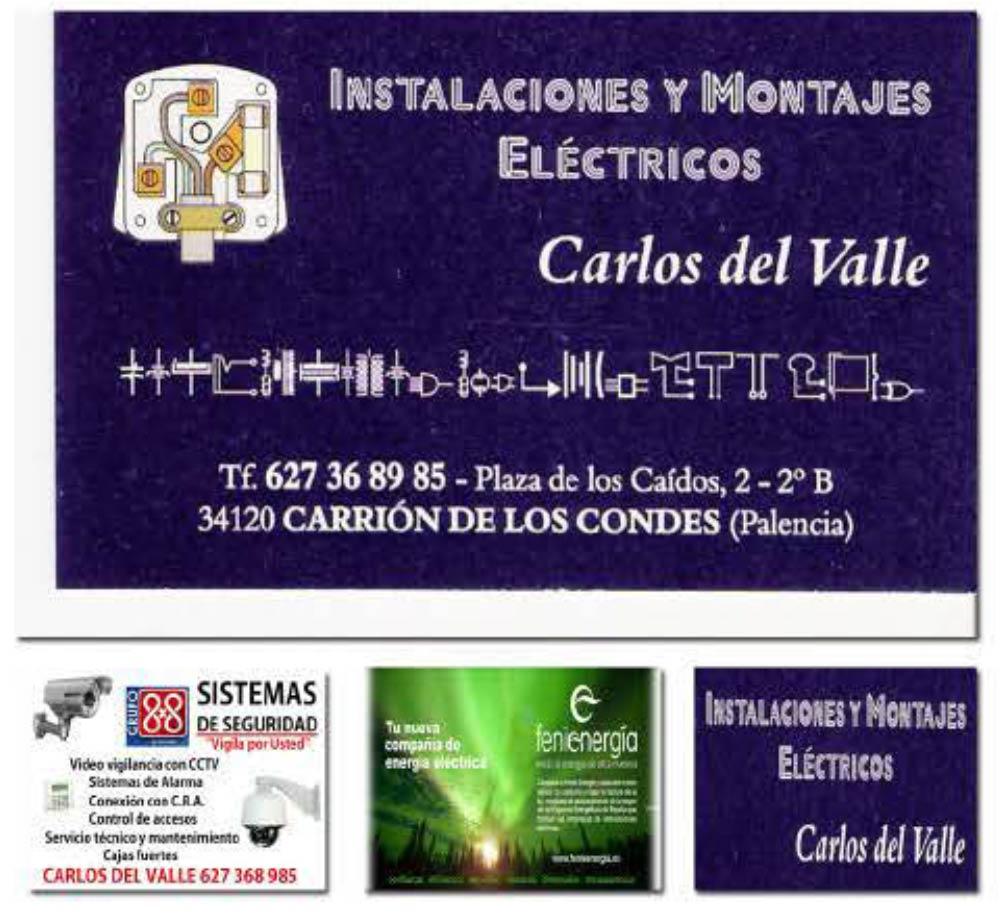 Electricidad Carlos Del Valle