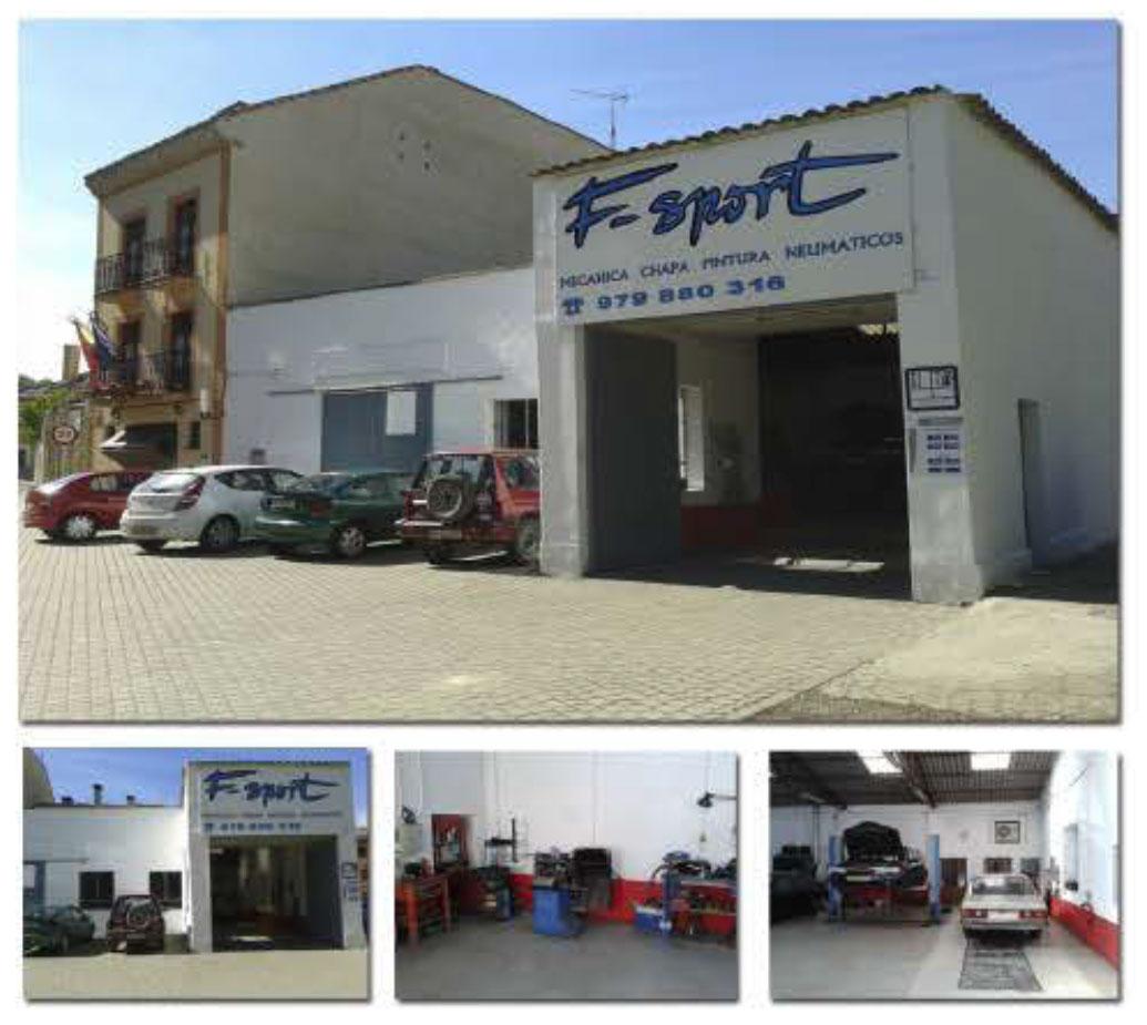 Talleres F-Sport