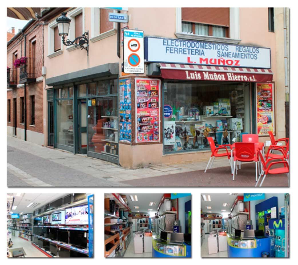 Ferretería y Electrodomésticos Luis Muñoz Hierro Electrodomésticos