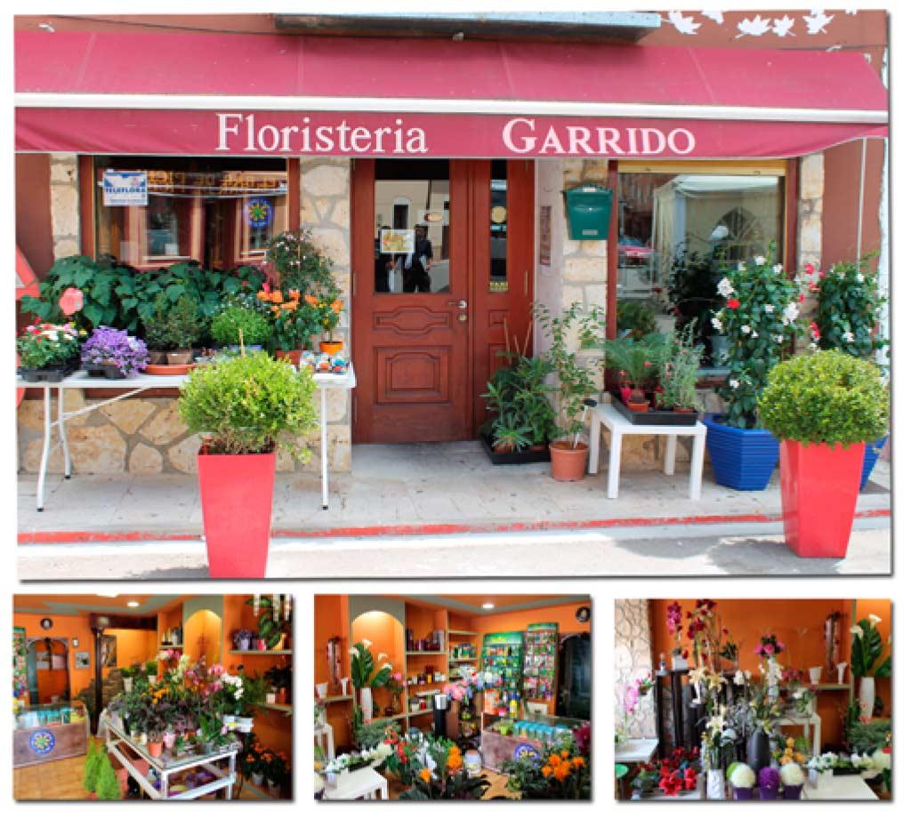 Floristería Garrido