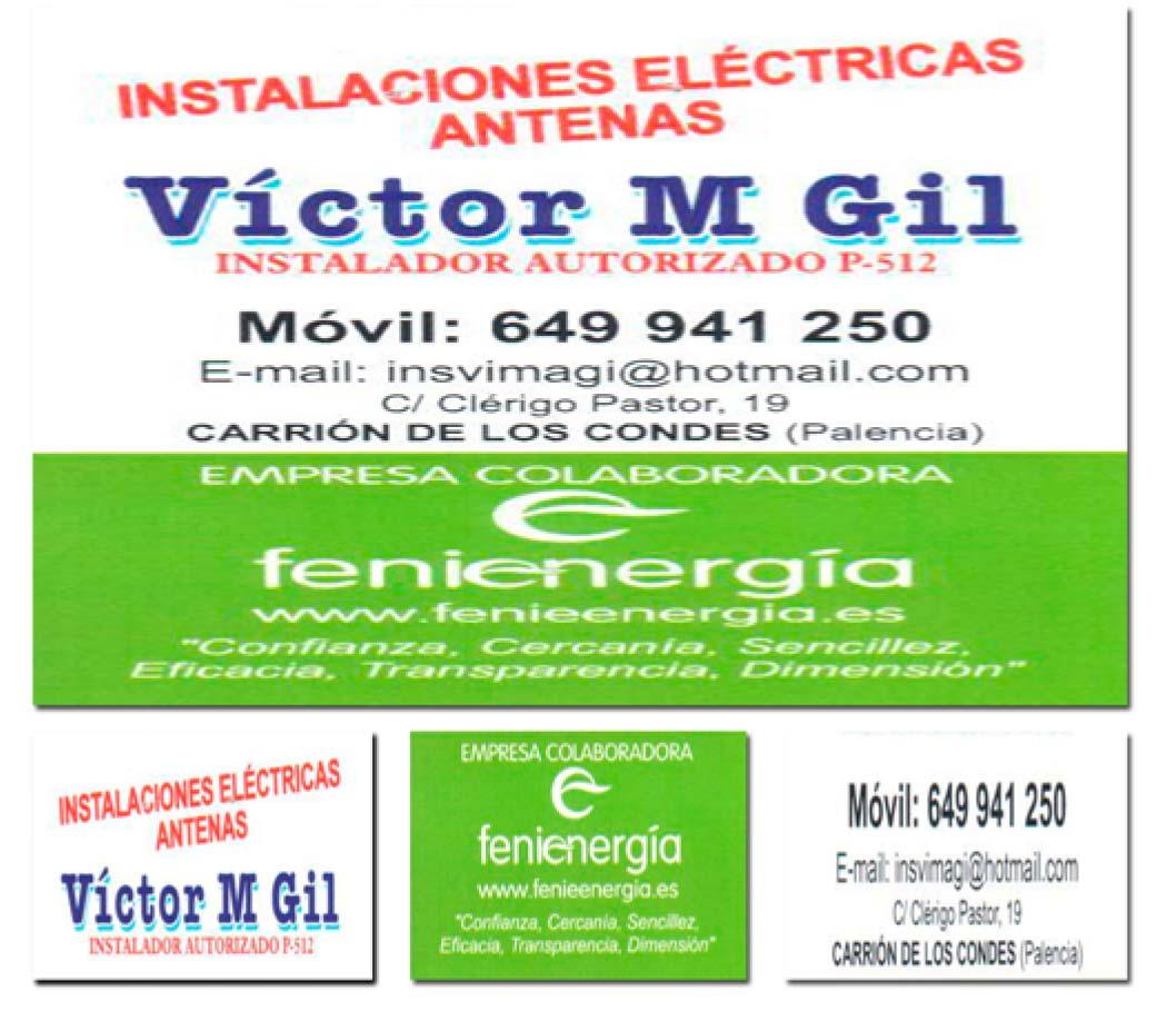 Instalaciones Electricas Victor M Gil