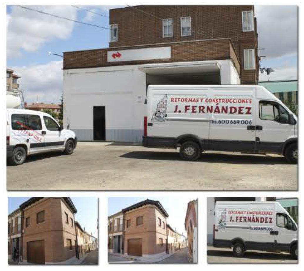 Reformas y Construcciones J. Fernández